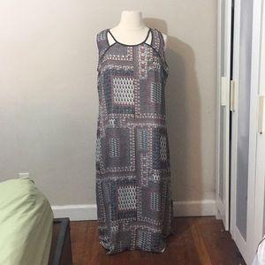 Boho Chic Junarose Maxi Dress, Size 20